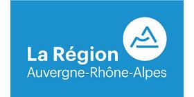 La région Auvergne Rhônes-Alpes